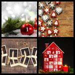 4 bilder 1 wort advent