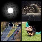 4 bilder 1 wort tunnel